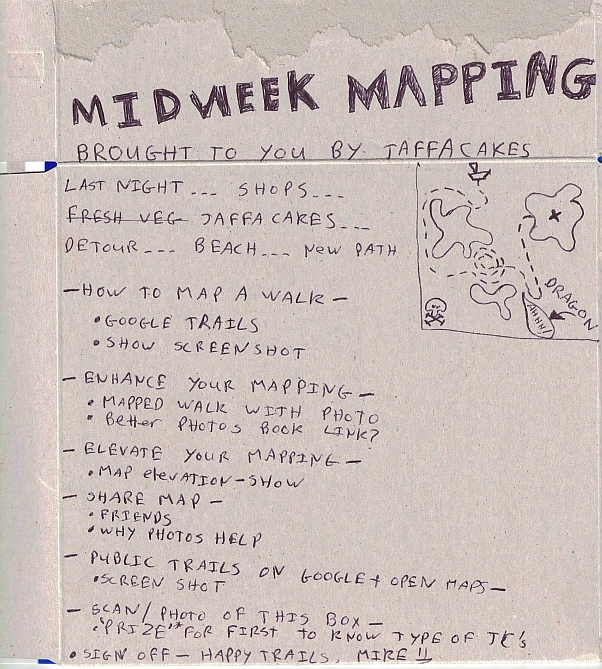 midweek mapping full scan